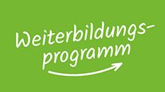 Weiterbildungsprogramm
